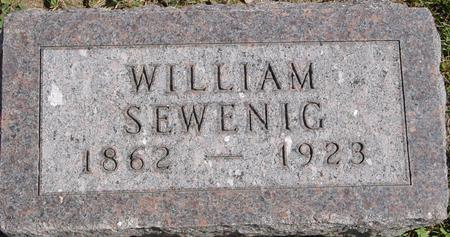 SEWENIG, WILLIAM - Woodbury County, Iowa | WILLIAM SEWENIG