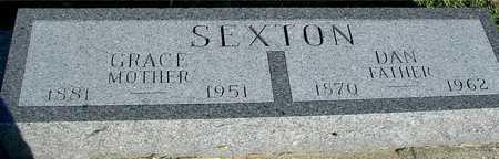 SEXTON, DAN & GRACE - Woodbury County, Iowa | DAN & GRACE SEXTON
