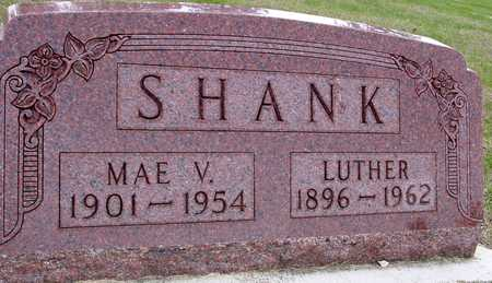 SHANK, LUTHER & MAE V. - Woodbury County, Iowa | LUTHER & MAE V. SHANK