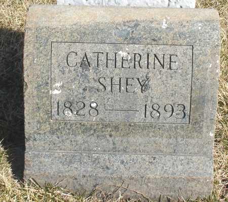 SHEY, CATHERINE - Woodbury County, Iowa   CATHERINE SHEY