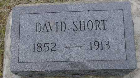 SHORT, DAVID - Woodbury County, Iowa | DAVID SHORT