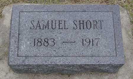 SHORT, SAMUEL - Woodbury County, Iowa | SAMUEL SHORT