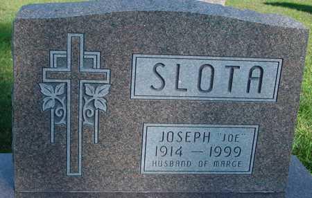 SLOTA, JOSEPH - Woodbury County, Iowa | JOSEPH SLOTA