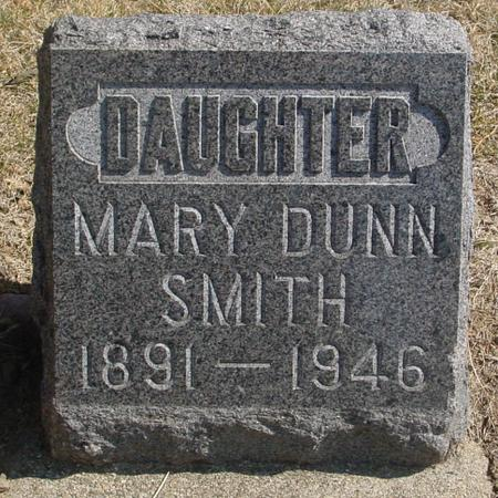 SMITH, MARY - Woodbury County, Iowa | MARY SMITH