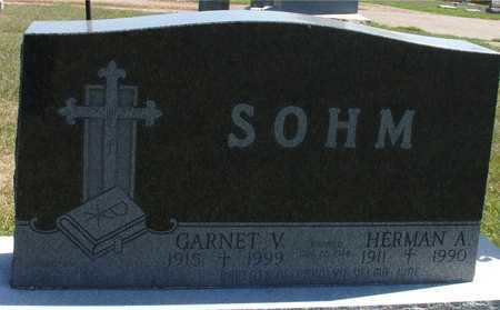 SOHM, HERMAN & GARNET - Woodbury County, Iowa | HERMAN & GARNET SOHM