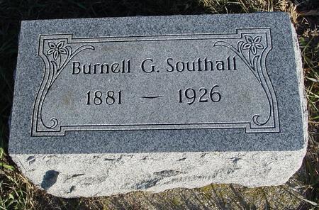 SOUTHALL, BURNELL G. - Woodbury County, Iowa | BURNELL G. SOUTHALL