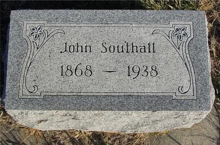 SOUTHALL, JOHN - Woodbury County, Iowa | JOHN SOUTHALL