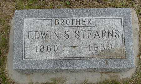 STEARNS, EDWIN S. - Woodbury County, Iowa | EDWIN S. STEARNS