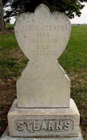 STEARNS, GEORGE T. - Woodbury County, Iowa   GEORGE T. STEARNS