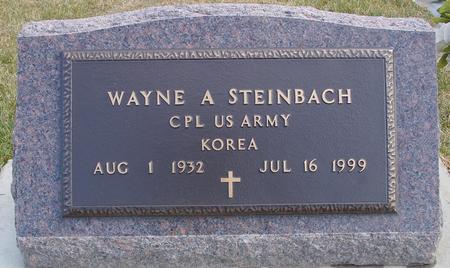 STEINBACH, WAYNE - Woodbury County, Iowa | WAYNE STEINBACH