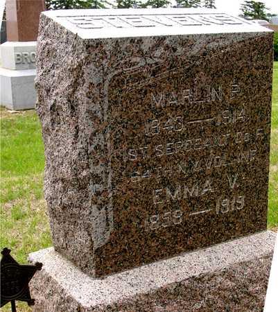 STEVENS, MARLIN P. - Woodbury County, Iowa | MARLIN P. STEVENS