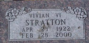 STRATTON, VIVIAN