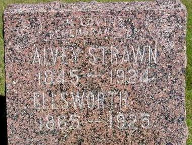STRAWN, ALVEY & ELLSWORTH - Woodbury County, Iowa | ALVEY & ELLSWORTH STRAWN