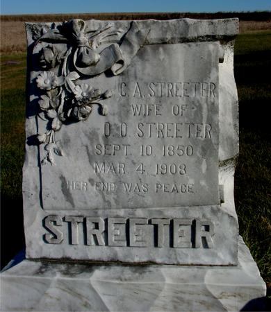 STREETER, C. A. - Woodbury County, Iowa | C. A. STREETER