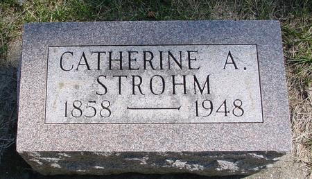 STROHM, CATHERINE A. - Woodbury County, Iowa | CATHERINE A. STROHM