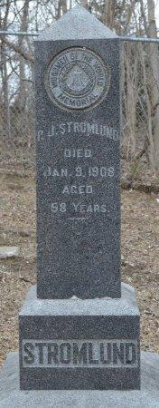 STROMLUND, PEHR JOHAN - Woodbury County, Iowa | PEHR JOHAN STROMLUND