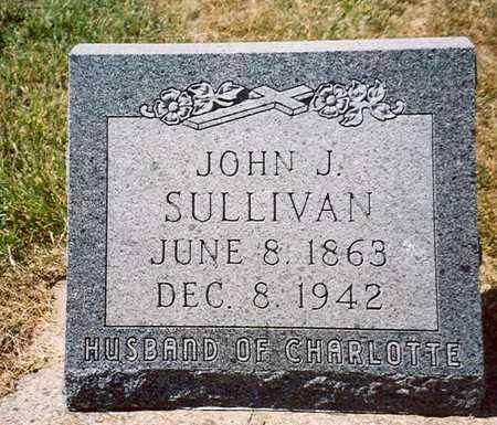 SULLIVAN, JOHN J. - Woodbury County, Iowa   JOHN J. SULLIVAN
