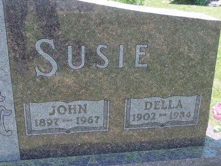 SUSIE, JOHN - Woodbury County, Iowa | JOHN SUSIE