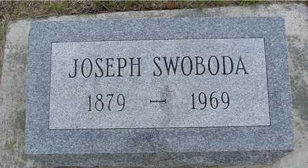 SWOBODA, JOSEPH - Woodbury County, Iowa   JOSEPH SWOBODA