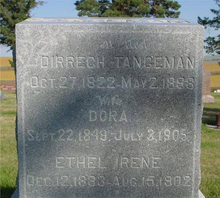 TANGEMAN, DIRRECH & DORA - Woodbury County, Iowa | DIRRECH & DORA TANGEMAN