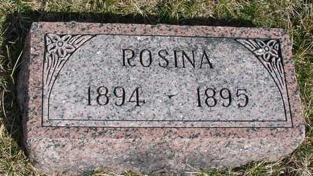 THEOBALD, ROSINA - Woodbury County, Iowa | ROSINA THEOBALD
