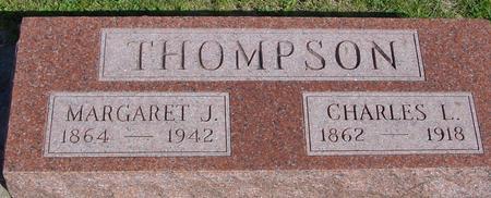 THOMPSON, CHARLES L. - Woodbury County, Iowa | CHARLES L. THOMPSON