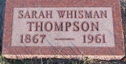 THOMPSON, SARAH - Woodbury County, Iowa | SARAH THOMPSON