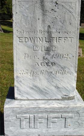 TIFFT, EDWIN L. - Woodbury County, Iowa | EDWIN L. TIFFT