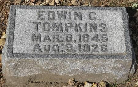 TOMKINS, EDWIN C. - Woodbury County, Iowa | EDWIN C. TOMKINS