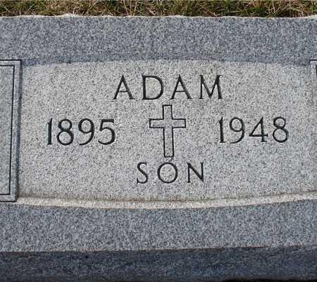 TREIBER, ADAM,  SON - Woodbury County, Iowa | ADAM,  SON TREIBER