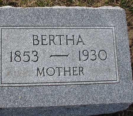 TREIBER, BERTHA - Woodbury County, Iowa   BERTHA TREIBER