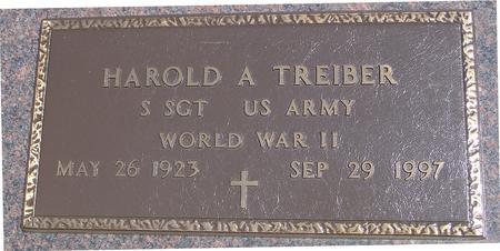 TREIBER, HAROLD A. - Woodbury County, Iowa | HAROLD A. TREIBER