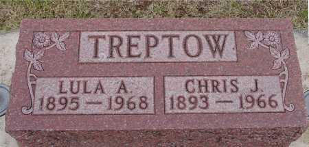 TREPTOW, CHRIS & LULA A. - Woodbury County, Iowa   CHRIS & LULA A. TREPTOW