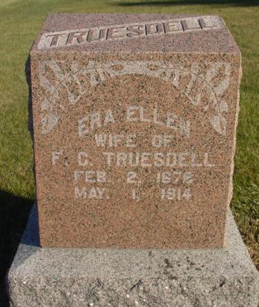 TRUESDELL, ERA ELLEN - Woodbury County, Iowa | ERA ELLEN TRUESDELL