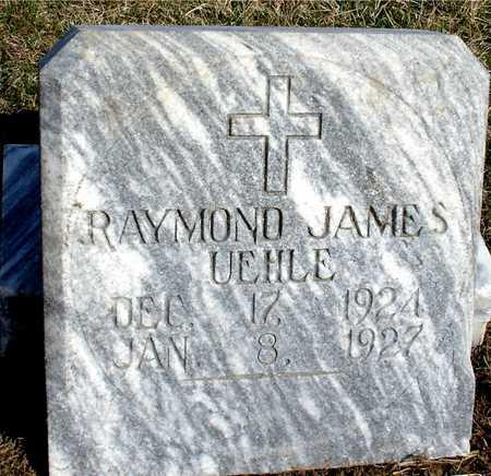 UEHLE, RAYMOND JAMES - Woodbury County, Iowa | RAYMOND JAMES UEHLE
