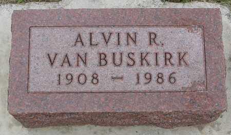 VAN BUSKIRK, ALVIN R. - Woodbury County, Iowa | ALVIN R. VAN BUSKIRK