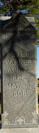 VARNER, PETER - Woodbury County, Iowa | PETER VARNER