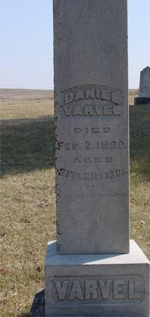 VARVEL, DANIEL - Woodbury County, Iowa | DANIEL VARVEL