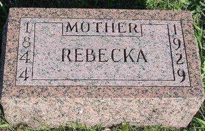 VIRTUE, REBECKA ANN - Woodbury County, Iowa | REBECKA ANN VIRTUE