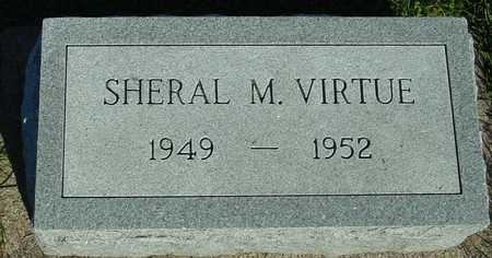 VIRTUE, SHERAL M. - Woodbury County, Iowa   SHERAL M. VIRTUE