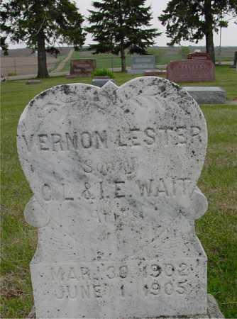 WAIT, VERNON LESTER - Woodbury County, Iowa | VERNON LESTER WAIT