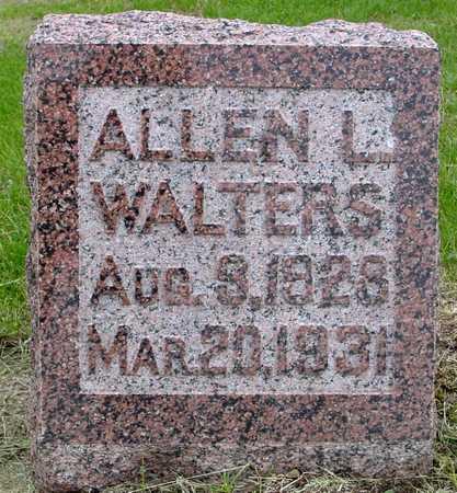 WALTERS, ALLEN L. - Woodbury County, Iowa   ALLEN L. WALTERS