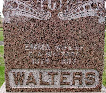 WALTERS, EMMA - Woodbury County, Iowa | EMMA WALTERS