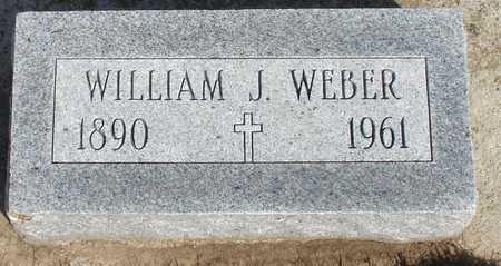 WEBER, WILLIAM J. - Woodbury County, Iowa | WILLIAM J. WEBER