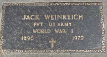 WEINREICH, JACK - Woodbury County, Iowa | JACK WEINREICH