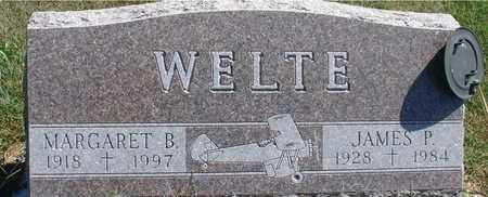 WELTE, JAMES & MARGARET - Woodbury County, Iowa | JAMES & MARGARET WELTE