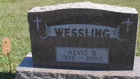 WESSLING, ALVIS B. - Woodbury County, Iowa | ALVIS B. WESSLING