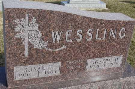 WESSLING, JOSEPH & SUSAN - Woodbury County, Iowa   JOSEPH & SUSAN WESSLING