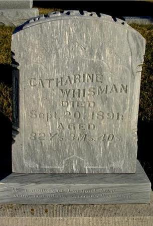 WHISMAN, CATHARINE - Woodbury County, Iowa | CATHARINE WHISMAN