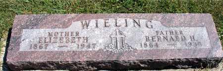 WIELING, BERNARD & ELIZABETH - Woodbury County, Iowa | BERNARD & ELIZABETH WIELING